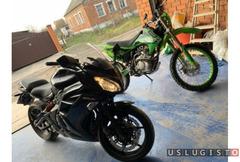 Помощь в подборе мотоцикла Москва