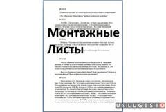 Транскрибация. Расшифровка аудио\видео в текст Москва