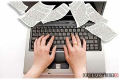 Написание статей, тексты на заказ, переводы Москва