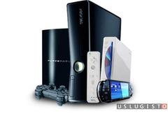 Ремонт игровых приставок Xbox, Playstation, Wii, 3 Москва