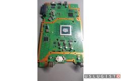 Ремонт PS4 реболл или замена процессора Москва
