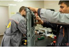 Диагностика и ремонт интерактивного оборудования Москва