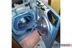 Ремонт стиральной машины с гарантией. На дому Москва